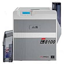 imprimante a cartes matica 8100