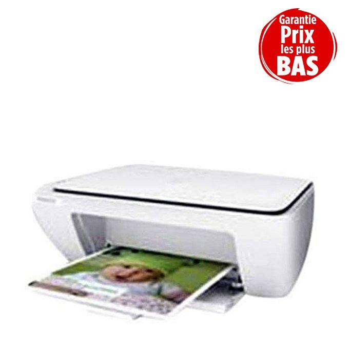 imprimantes tout en un imprimante multifonction couleur tout en un deskjet 2130 blanc jumia. Black Bedroom Furniture Sets. Home Design Ideas