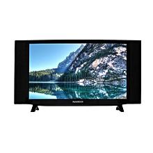tv led 22'' - slim - full hd 1080 - 1xhdmi - 1xusb - av - 12 mois de garantie