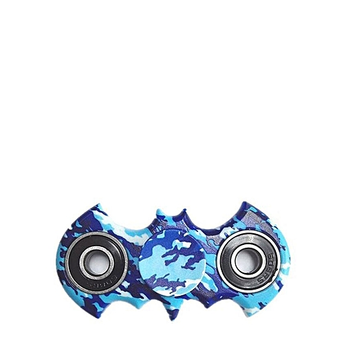 accessoire utilehand spinner batman r ducteur de stress soulage l 39 anxi t et l 39 ennui bleu. Black Bedroom Furniture Sets. Home Design Ideas