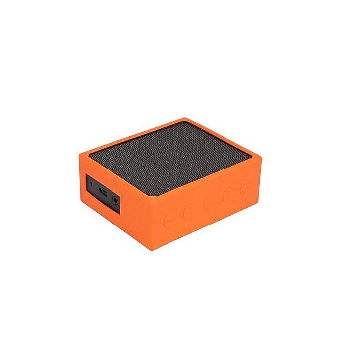Generic Speaker Portable Storage Carrying Travel Case Bag Box For JBL GO Bluetooth Speaker OR-orange au Côte d'Ivoire à prix pas cher    Promotion  Anniversaire
