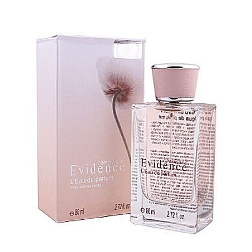 Evidence Comme Une évidence Eau De Parfum Pour Femme 80 Ml