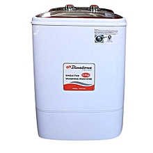 machine à laver semi automatique - 4.6 kg - blanc