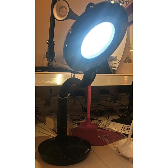 Inspire By Leroy Merlin Lampe De Bureau Focus Ampoule Led Integree
