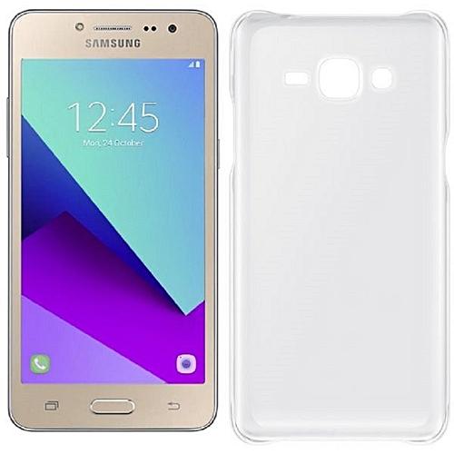 3c233bb49af074 Etui Téléphone Portable Compatible Samsung Grand Prime Plus - Coque -  Transparent