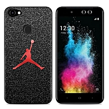 itel s32 (3pcs x phone case) silicone case, tpu anti-knock phone back cover for itel s32 - multi-color(dunk+captain america+phoenix feather)- jgci