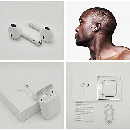 sans marque couteur bluetooth pour iphone et andro d prix pas cher jumia ci. Black Bedroom Furniture Sets. Home Design Ideas