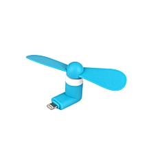 portable super mute usb cooler cooling mini mobile phone fan random color style 2 for iphone