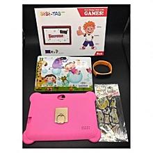 "tablette éducative -  b42 - 7"" - 2 mpx  - wifi - 1,2ghz - 1gb/16gb - multicolore"