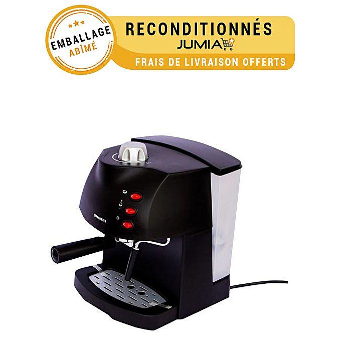 machine caf espresso cm4600 1 8 litre 850 w gris noir emballage endommag jumia. Black Bedroom Furniture Sets. Home Design Ideas