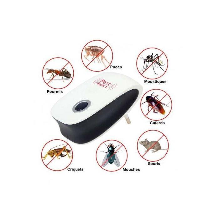 Insecticide Electronique - Chasse Les Moustiques - Les Insectes Et Les Souris - Blanc