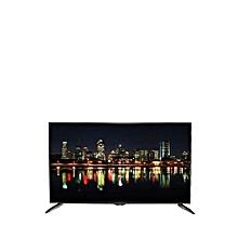 tv led ultra slim stt-7765s - 65 pouces - 3xhdmi/usb/vga/tnt - décodeur intégré - noir - garantie 12 mois