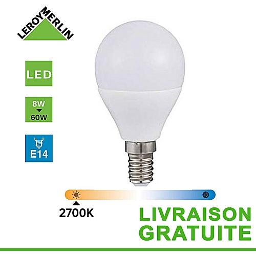 Vis Équiv 2700kÉconomie 60w Ampoule À 8w E14 Led D'énergie R543ALjq