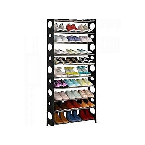 Produits Generiques Etageres Pour Chaussures Montable 24 A 30 Paires
