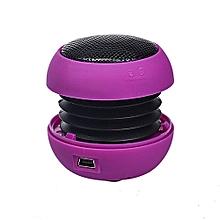 equivalentt portable hamburger speaker amplifier for ipod for laptop tablet pc pp