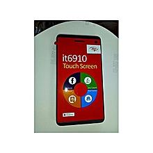 téléphone itel - it-6910 - dual sim - or