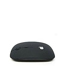 souris sans fil compatible windows & mac - noir