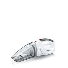 aspirateur à main voiture - blanc