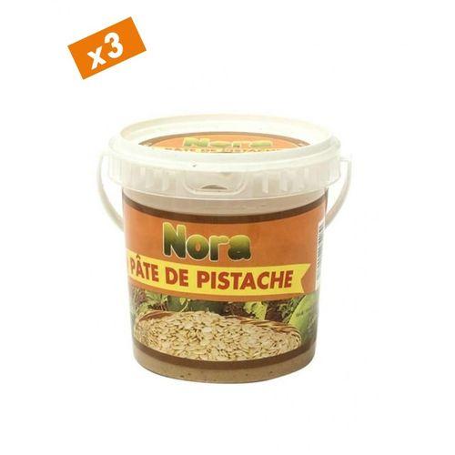 nora pack de 3 boites de p 226 te de pistache 500g acheter en ligne jumia c 244 te d ivoire
