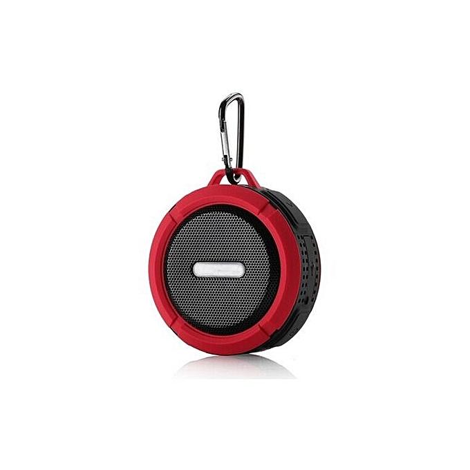 Generic Generic Waterproof Wireless Bluetooth Handsfree Suction Chuck Speaker Shower RD A1 au Côte d'Ivoire à prix pas cher  | Promotion  Anniversaire