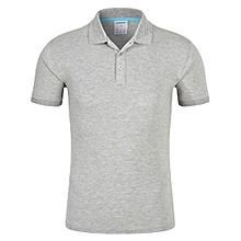 Generic - Polo - Homme gris gris - gris - Large lwqMcq