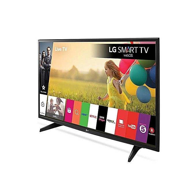 lg smart tv 43 pouces 43lj550v webos 3 5 d codeur int gr wifi noir en c te d 39 ivoire. Black Bedroom Furniture Sets. Home Design Ideas
