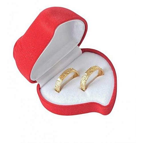 farouk 39 bijoux duo de bagues alliance or plaqu or au c te d 39 ivoire prix pas cher jumia. Black Bedroom Furniture Sets. Home Design Ideas
