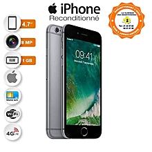"iphone 6 - 4.7"" - 4g - 32go - 1go - 8mpx - gris - garantie 12 mois"