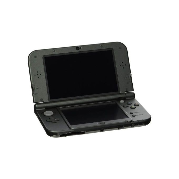 Nintendo 3ds xl noir carte m moire 16 go offerte for Ecran noir appareil photo 3ds