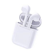 apple airpod buttonless bluetooth ios 10 mini bluetooth wireless earbuds earphone headsets stereo earpiece with microphone for android iphone earpods all mobile phones dq-m