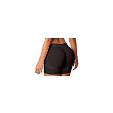 fe585734d31b2 Femme Push Up Rembourré Renforcé Butt Lifter Fesses Culottes Haute Taille  Shapewear Tummy Control Sous-
