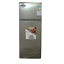 réfrigérateur 2 battants rfr-330dt-c - 225l - a - gris - 24 mois de garantie