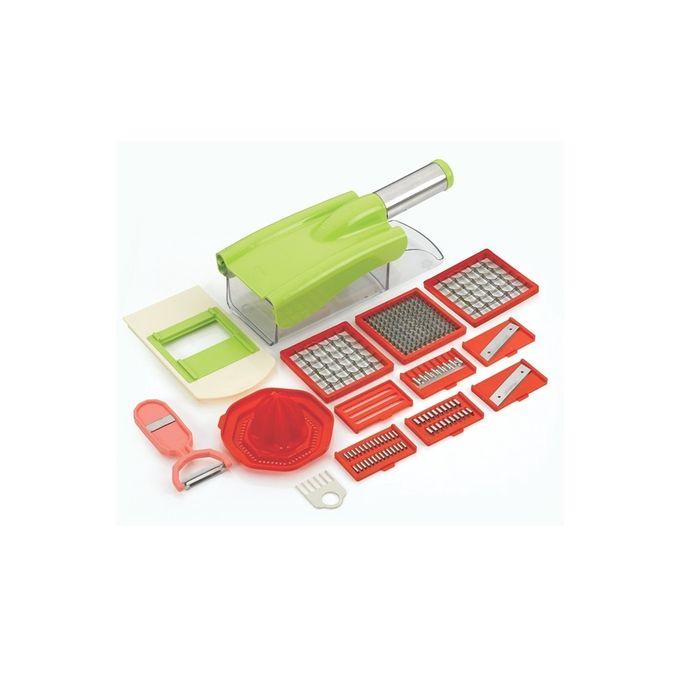 Accessoire utile hachoir multi usage 12 en 1 pour fruits for Accessoire cuisine utile
