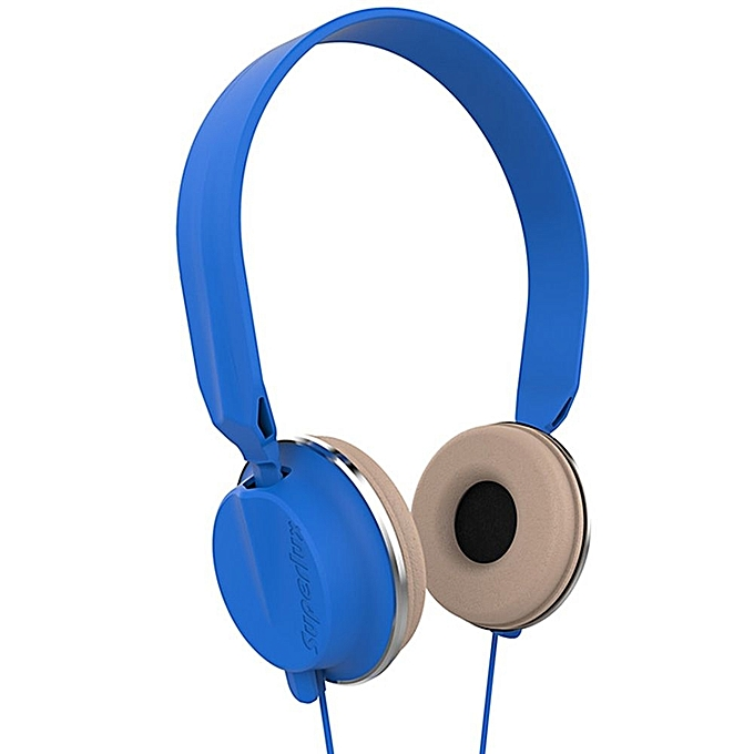Stereo headphones with gold plated jack length for Cables pc galeria jardin