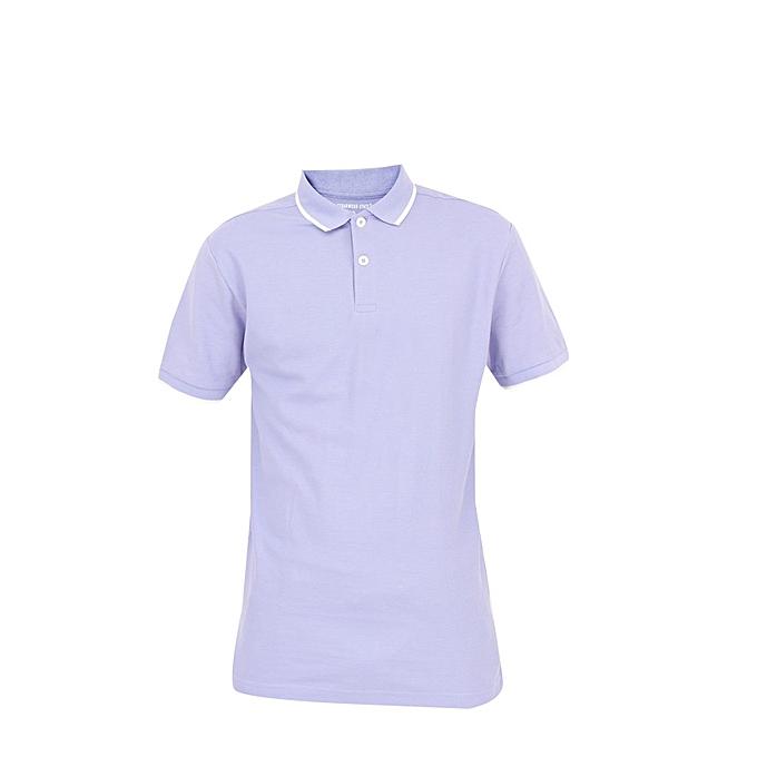 Violet Homme Polo Prix CherJumia Pas State Ci Cedarwood vnOym8wPN0
