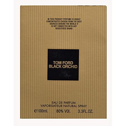 f4784e0f425f38 Smart Collection Eau De Parfum - 100 Ml - Noir Or - Prix pas cher ...