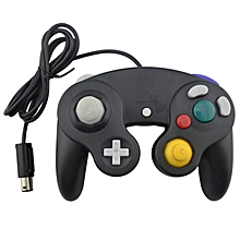 with tracking number wired game controller gamepad  for n gc joystick with one button  for gamecube for wii fcshop