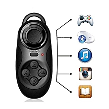mini wireless bluetooth game controller joystick gaming gamepad for android / ios moblie smart phone for iphone for samsung chsmall