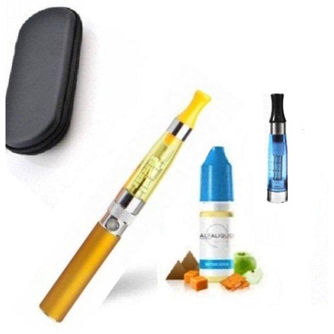 Kit Promo Cigarette Electronique Ego  + 1 Liquide Offert - Noir