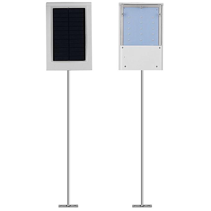 Generic OR 15 L\'énergie Solaire LED étanche Extérieur Lampe Jardin ...
