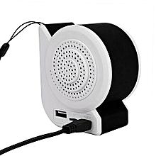correponde portable wireless bluetooth stereo fm speaker for smartphone tablet laptop