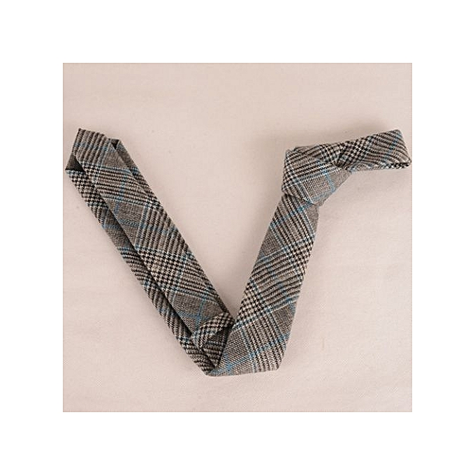 Stylish plaid and houndstooth pattern blue match faux wool for Bouton interieur levre bouche