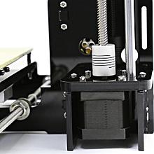 anet a8-m 3d printer kit big printed size diy delta lcd + pla filament+8gb sd card