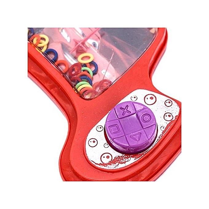 No brand jeux d 39 eau en console pour enfant multicolore prix pas cher jumia ci - Console de jeux pour enfant ...