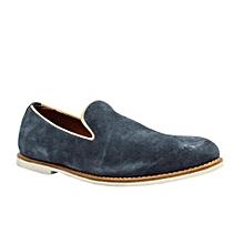 Chaussures Femmes, Bleu Royal, Cuir, 2017, 35 35,5 36 36,5 37 37,5 38 38,5 39 40 Tod