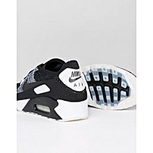 online store d7089 e93a9 Basket Air Max Pour Homme - Noir Blanc