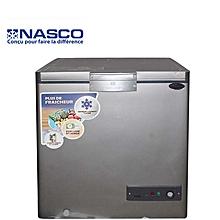 congelateur horizontal - hnas-350 / snas-350 - 260 litres - gris - garantie 12 mois