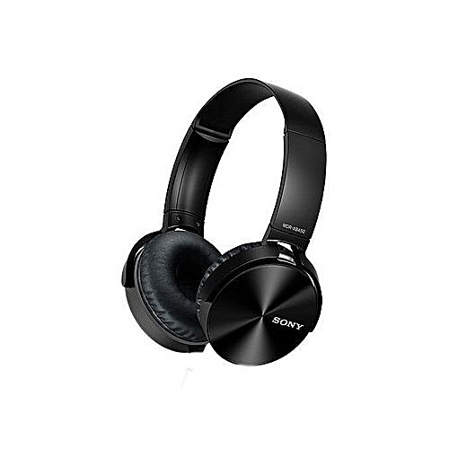 Sony Sony Casque Audio Bluetooth Radio Fm Port Micro Sd Mdr