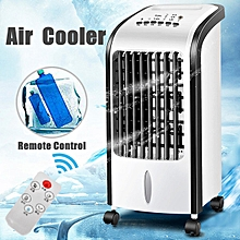 portable air conditioner conditioning fan humidifier cooler cooling system 70w-remote control