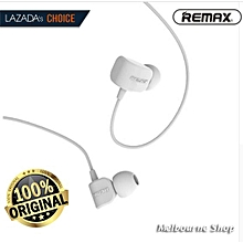 remax rm502 wired clear stereo earphones with hd microphone angle in-ear earphone noise isolating earhuds for mp3/iphone/xiaomi dacstore